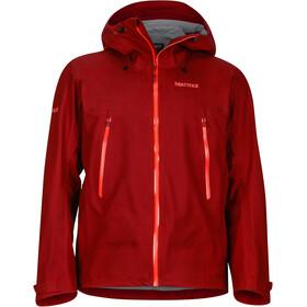 Marmot Red Star Jacket Men brick